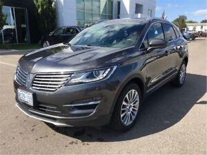 2017 Lincoln MKC Reserve, Navigation, Heated & Cooled Seats,