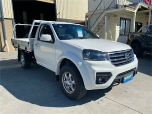 2017 Great Wall Steed K2 4x2 White 6 Speed Manual Cab Chassis Greystanes Parramatta Area Preview