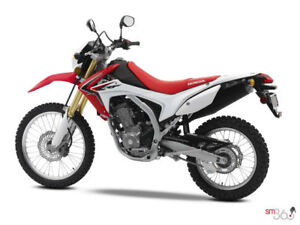 Like New Dual Sport, Honda 250 CRF