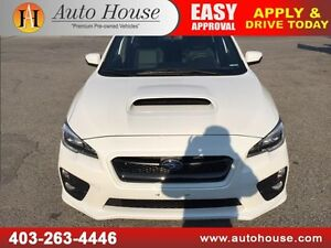 2017 SUBARU IMPREZA WRX SPORT TECH NAVIGATION BACKUP CAMERA