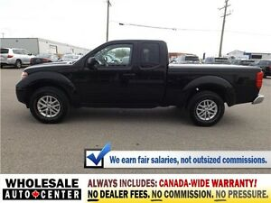 2014 Nissan Frontier Sv-4x4 Like NEW!