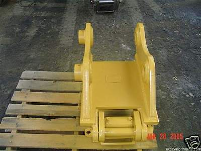 Quick Coupler For 30000 - 39000 Lb Excavator New Usa Attachments