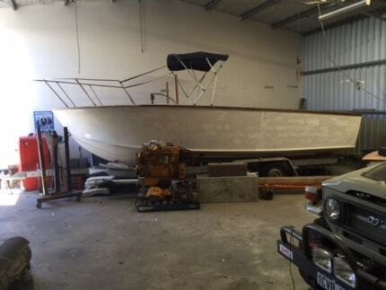 Formula 233 project - reduced for quick sale