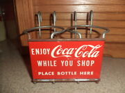 Coca Cola Cart Holder