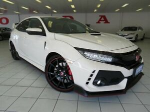 2018 Honda Civic MY18 Type R Championship White 6 Speed Manual Hatchback Osborne Park Stirling Area Preview