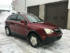 2008 SATURN VUE XE AWD Vitres electriques, A/C, Mags