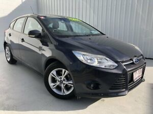 2014 Ford Focus LW MkII Trend Grey 5 Speed Manual Hatchback Mundingburra Townsville City Preview