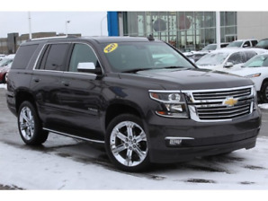 2017 Chevrolet Tahoe Premier Warranty & 7 Passenger 780-938-1230