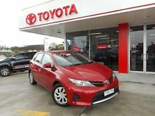 2015 Toyota Corolla ZRE182R Ascent Wildfire 7 Speed CVT Auto Sequential Hatchback Allawah Kogarah Area Preview