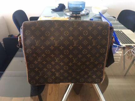 Louis Vuitton Laptop Shoulder Bag