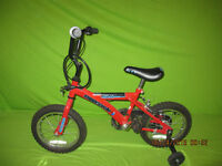 """Boy's bike 13"""" in an excellent condition for sale:"""