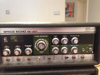 Roland 201 Space Echo. Recently Serviced. Good Condition