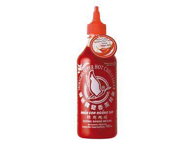 ANGEBOT: Große Sriracha Hot Chili Sauce HOT 730ml Chilli Soße extrascharf Chilis