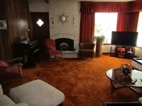 3 Bedroom Fully Furnished House Available March 1