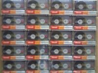 JL 100s BLANKS COMING HERE'S A FEW! 20 MAXELL UR120 2002-05 W/ CCLs FRE PP GUARANTEE CASSETTE TAPES