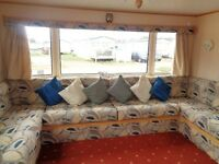 8 berth static caravan for sale in Hunstanton Norfolk - Includes 2016 Site fees - Open 11 months!