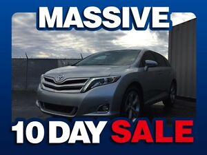 2015 Toyota Venza Limited ( MASSIVE 10 DAY SALE! )