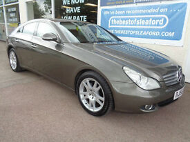 Mercedes-Benz CLS320 3.0CDi 7G-Tronic 320 F/S/H £4825 Extras P/X