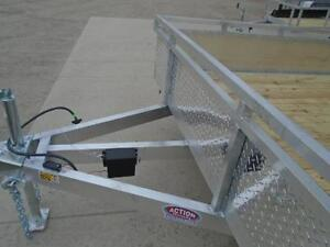 $90 MONTHLY FOR OUR 2016 ALUMINUM 14' TANDEM AXLE TRAILER London Ontario image 2