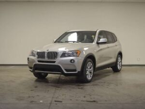 2014 BMW X3 xDrive28i AWD HEATED WHEEL KEYLESS ENTRY