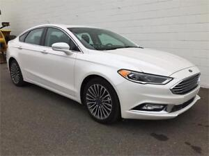 2017 Ford Fusion SE (FRESH INVENTORY! AWD!)