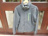 Trespass Grey Jacket Size Small