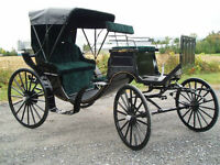 wedding carriages and more...