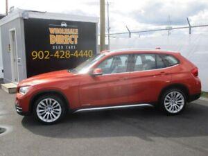 2013 BMW X1 xDrive28i SUV AWD TwinPower Turbo 2.0 L