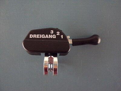 Schalthebel Klickschalter für Sachs Torpedo 3 Gang T 3 Schaltung Fahrrad