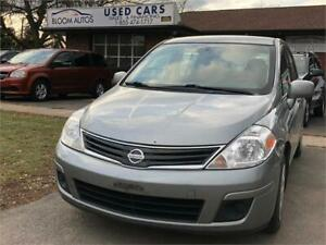 2010 NISSAN VERSA S Automatic FINANCE AVAILABLE
