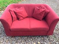 2seater sofa -£35 PRICE REDUCED collection only- near Jedburgh