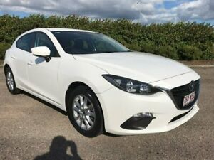 2015 Mazda 3 BM5478 Neo SKYACTIV-Drive White 6 Speed Sports Automatic Hatchback Garbutt Townsville City Preview