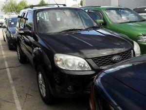 2010 Ford Escape ZD Black 4 Speed Automatic Wagon Moorabbin Kingston Area Preview