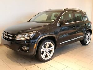 2015 Volkswagen Tiguan Highline | Leather | Panoramic Sunroof