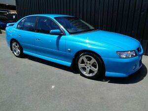 2005 Holden Commodore VZ SV6 Blue 5 Speed Automatic Sedan Chifley Woden Valley Preview