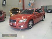 2008 Toyota Aurion GSV40R Touring Orange Sports Automatic Sedan Laverton North Wyndham Area Preview