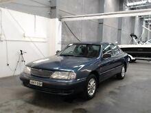 2001 Toyota Avalon MCX10R Sorrento Blue 4 Speed Automatic Sedan Beresfield Newcastle Area Preview