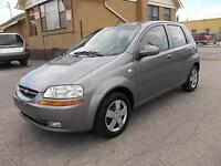 2008 CHEVROLET Aveo5 LT 1.6L Automatic Power Sunroof