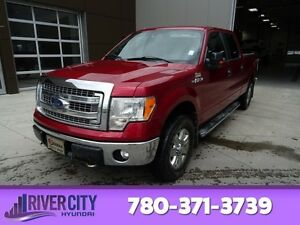 2014 Ford F-150 4WD SUPERCREW XTR Back-up Cam,  Bluetooth,  A/C,