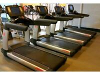 Life Fitness 95T Touchscreen Gym Treadmill