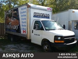 2005 Chevrolet Express Commercial Cutaway 16 FT BOX