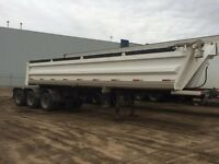 2009 Arne's End Dump, Used Gravel Trailer