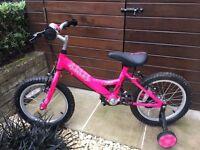 Girls Pink Lottie Bike for Sale