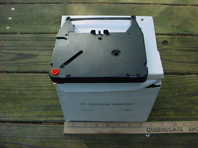 Four 4 New Ibm Wheelwriter Correctable Ribbon Cartridges