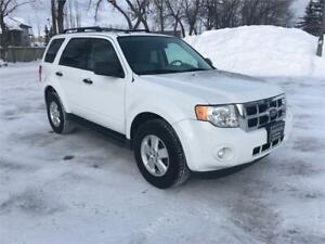 2011 Ford Escape XLT *Leather & Sunroof*