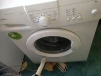 Brand new washing machine with 2 year gaurantee