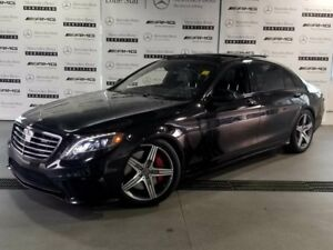 2017 Mercedes-Benz S-Class 4MATIC Sedan