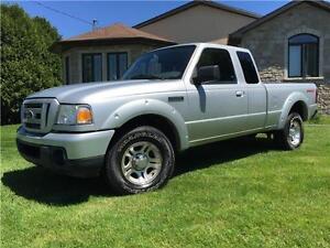 2010 Ford Ranger Sport 4x2