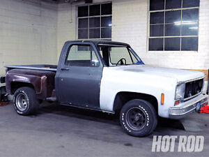 Looking for a local Chevy C-10