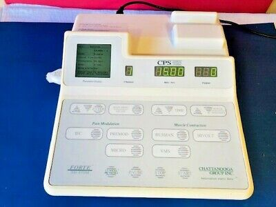 Chattanooga Forte 200 Stim Pt Ultrasound 9032